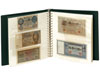Lindner ref 2810 Banknote album with 20 pages