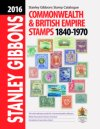 COMMONWEALTH AND BRITISH EMPIRE 1840-1970 - SG 2016