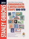 COMMONWEALTH - Stanley Gibbons 1840-1970 (2014)