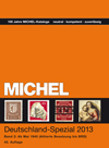 GERMANY - Michel Specialised Vol 2 2013
