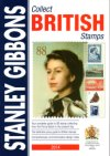 GREAT BRITAIN - Stanley Gibbons Collect British Stamps 2014
