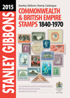 COMMONWEALTH - Stanley Gibbons 1840-1970 (2015)