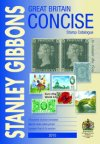 GREAT BRITAIN - Stanley Gibbons Concise catalogue 2015