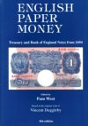 BANKNOTES - English Paper Money 2014