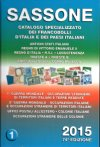 ITALY - Sassone Specialised Vol 1 2015