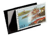 Prinz Standard Stamp mounts (Black) 35 x 35mm